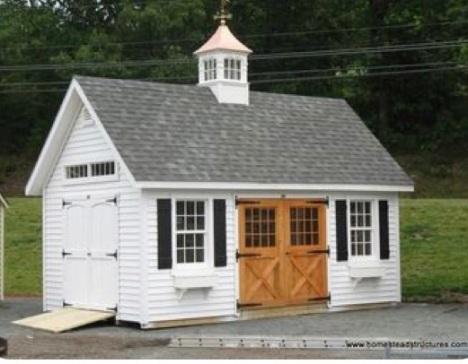 barn shelter