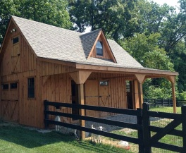 build your own barn